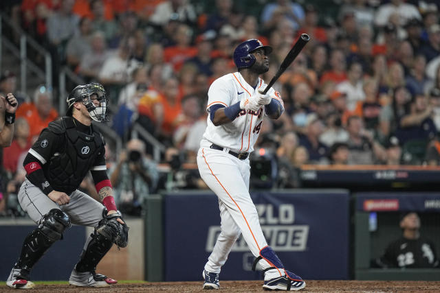 McCullers shines as Astros beat White Sox 6-1 in Game 1 6