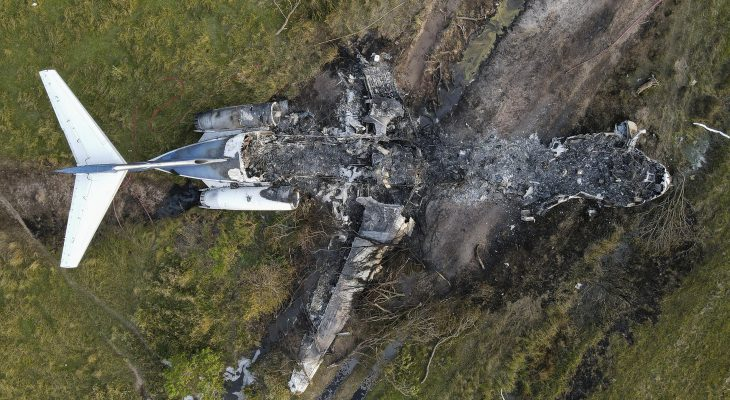 NTSB recovers black boxes from plane that burned in Texas 14
