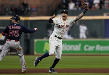Red Sox run out of fight, fall to Astros in ALCS Game 6 14