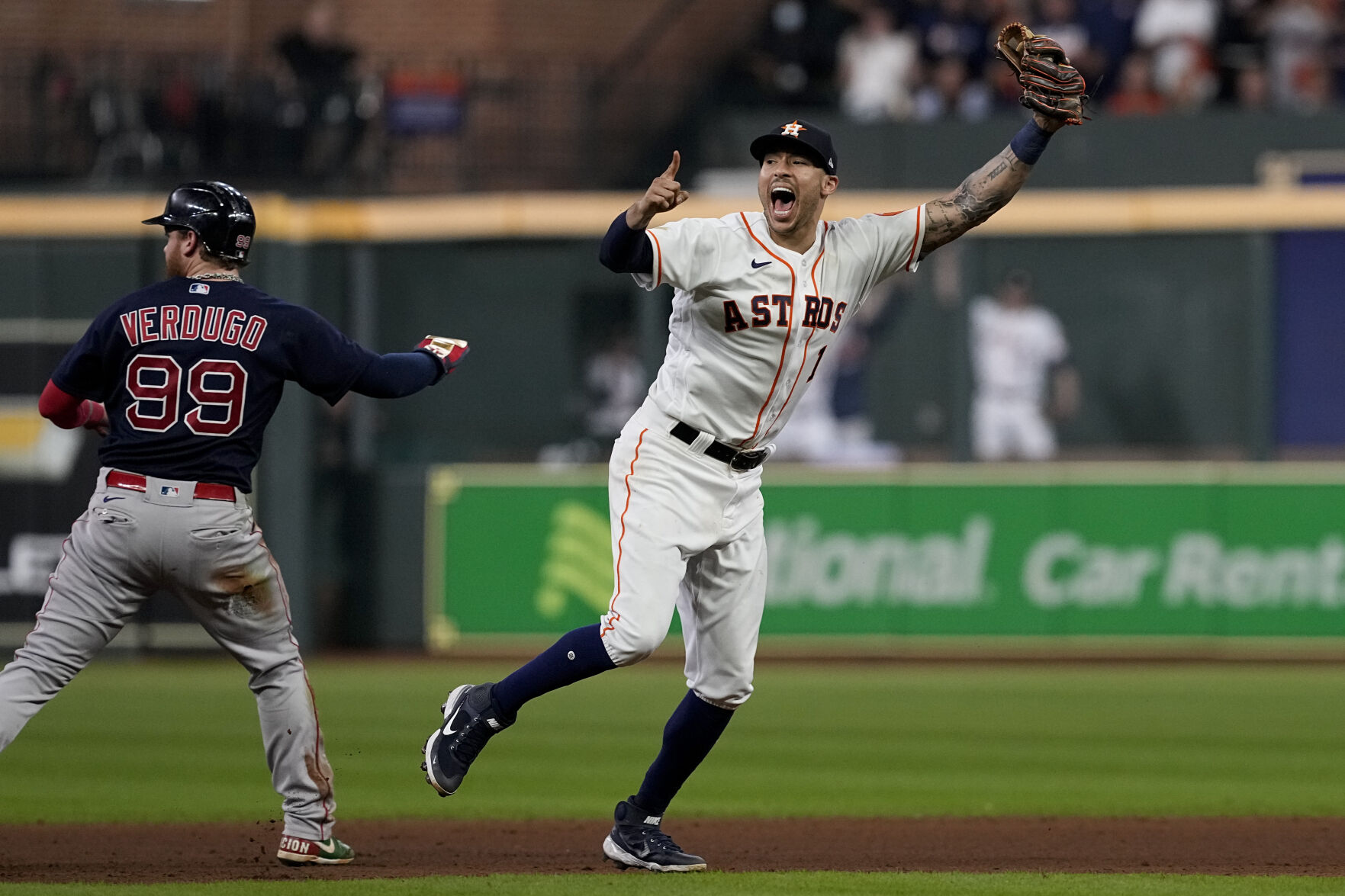 Red Sox run out of fight, fall to Astros in ALCS Game 6 2