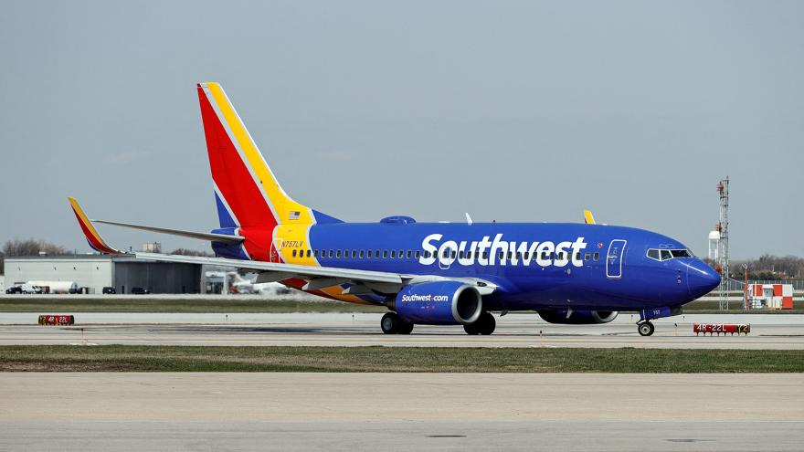 Southwest Airlines cancels more than 1,000 flights Sunday 6