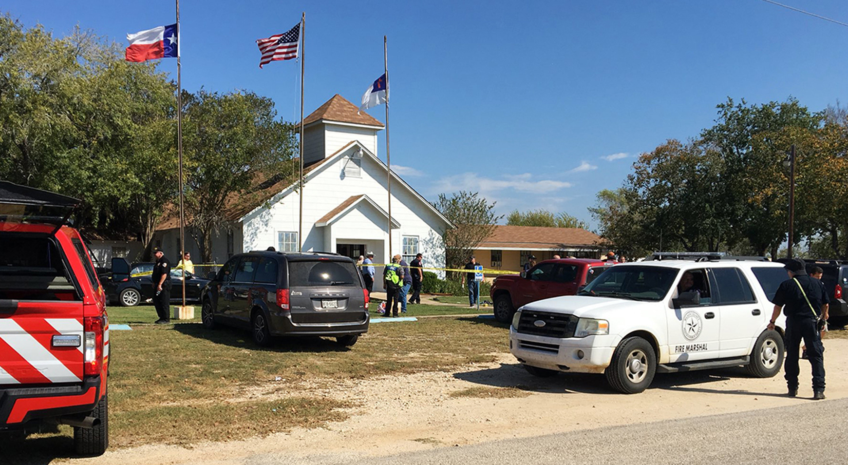 Trial begins to assess damages in 2017 Texas church massacre 6