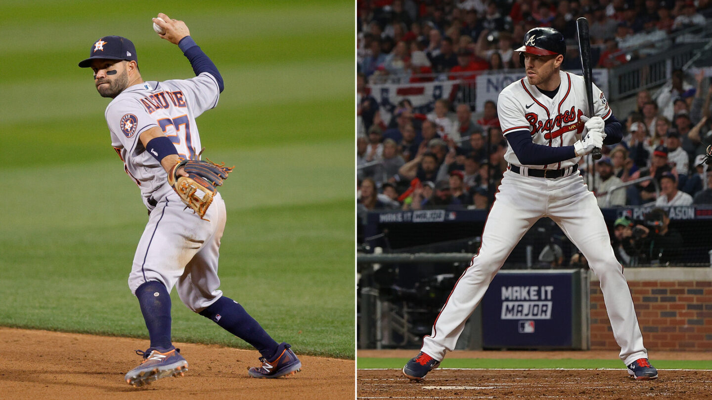 What to know for the World Series matchup between the Houston Astros and Atlanta Braves 3